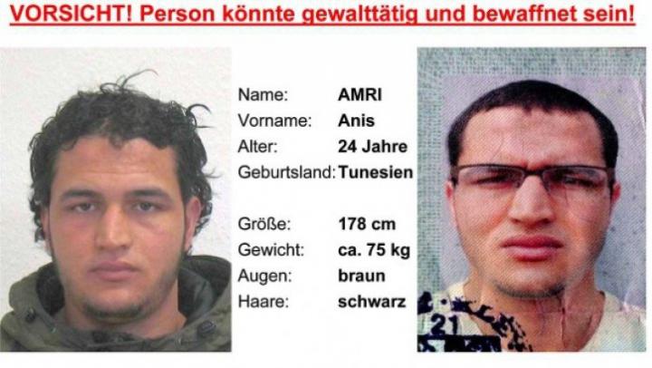 """Ce spune mama principalului suspect al atacului din Berlin: """"Nu a dat semne de radicalizare"""""""