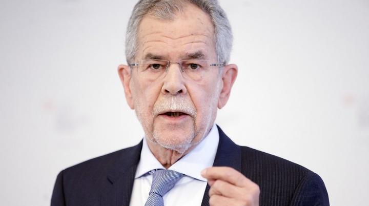 Preşedintele Van der Bellen: Austria trebuie să rămână vigilentă, la 80 de ani după anexarea ei de către nazişti