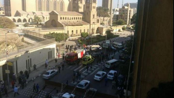 ATAC CU BOMBĂ ÎN EGIPT. 54 de victime