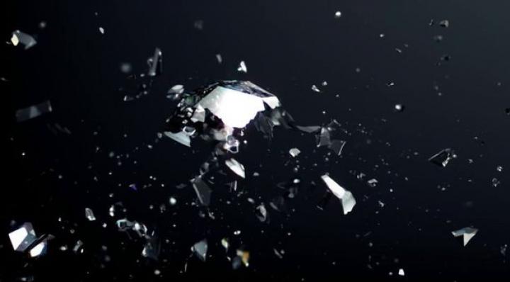 Cele mai mici fire din lume au fost create din particule de diamant
