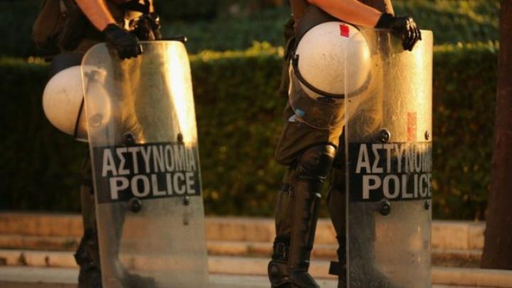 ALERTĂ în Grecia! Poliția de la Atena A DETONAT O BOMBĂ descoperită în fața Ministerului Muncii