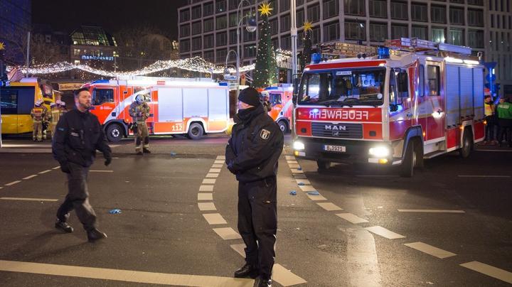 Un şofer român l-a ajutat pe teroristul din Berlin fără să știe cine este acesta