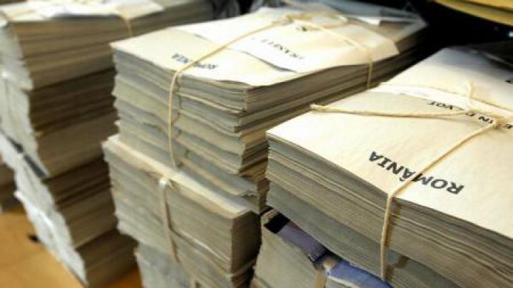 ALEGERI parlamentare în România! Câte buletine de vot vor fi distribuite în secţiile din Moldova