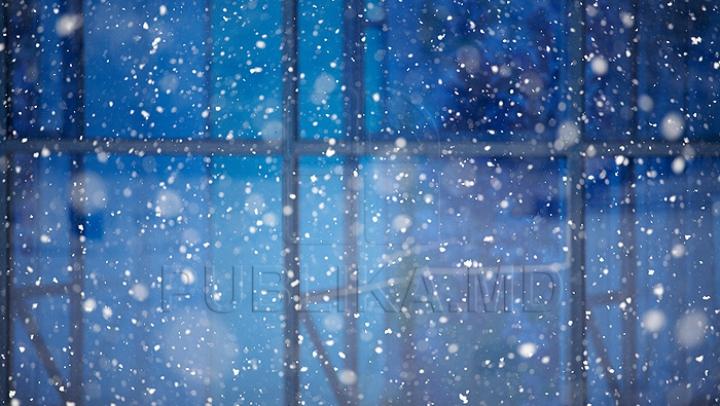 Iarna își intră în drepturi. Cum va fi vremea în următoarele zile