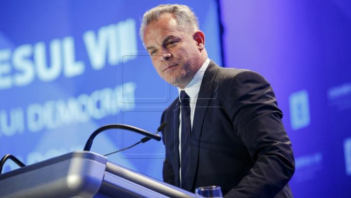 Vlad Plahotniuc: Vine vremea tuturor celor care fură să stea la pușcărie, indiferent de relațiile sau blatul care-l au