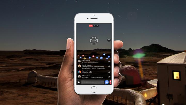 O NOUĂ OPŢIUNE pentu utilizatorii Facebook. Când va fi disponibil formatul LIVE 360