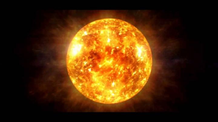 """Aşa """"zâmbeşte"""" soarele! Imagini incredibile surprinse de NASA (VIDEO)"""