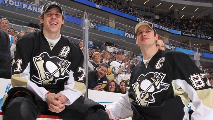NHL: Sidney Crosby şi Evgheni Malkin, cei mai importanţi jucători în partidei cu New Jersey Devils