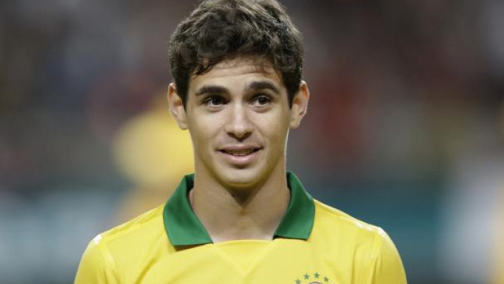 OFICIAL! Oscar s-a transferat la Shanghai SIPG pentru 60 de milioane de euro