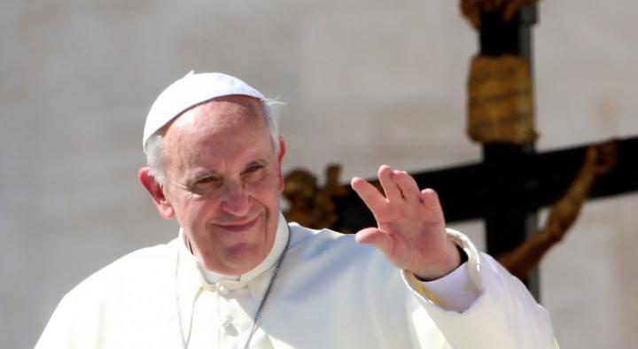 Decizie istorică la Vatican! Papa Francisc a numit o femeie într-o funcție-cheie
