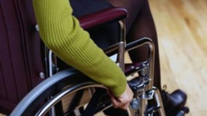 Persoanele cu diazabilităţi constituie circa 7 la sută din populaţia Republicii Moldova