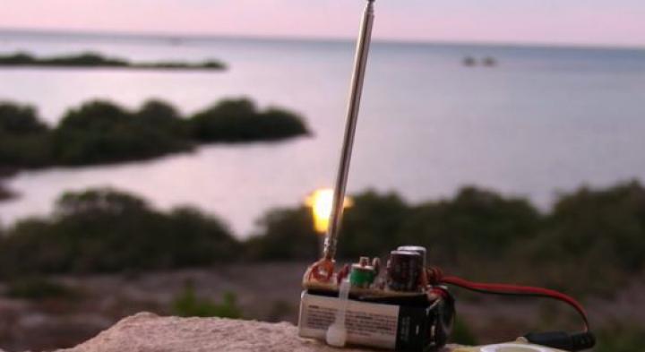 (VIDEO) Cum funcționează cel mai mic radio din lume