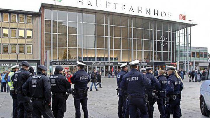 ALERTĂ CU BOMBĂ în Germania! Gara centrală din Koln a fost EVACUATĂ