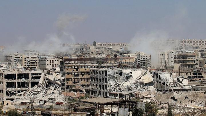 Armata rusă: Întreg teritoriul Siriei a fost eliberat de luptătorii Statului Islamic