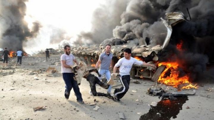 Siria: Peste 310.000 DE MORŢI de la declanșarea conflictului