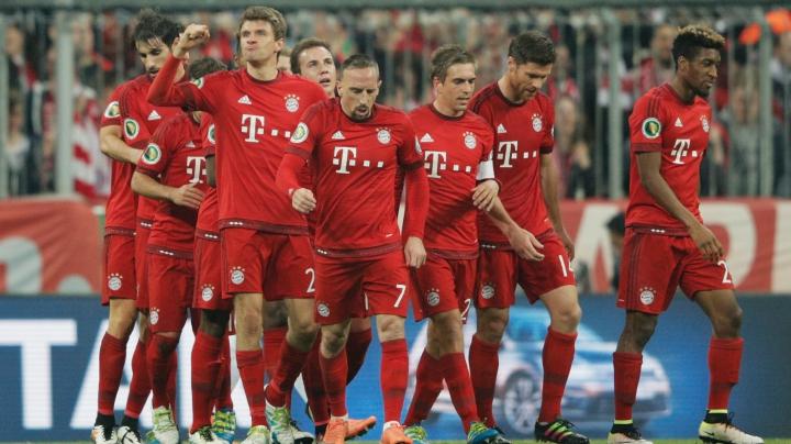 Tehnologia auto, în fotbal. Fotbaliştii de la Bayern Munchen au testat un balonul neobişnuit