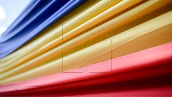 Google marchează Ziua Naţională a României printr-un doodle special (FOTO)