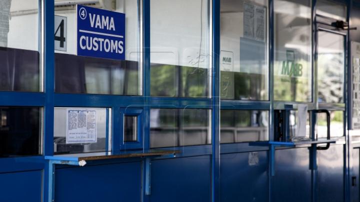 Serviciul Vamal a inițiat o anchetă de serviciu în privința angajatului suspectat de corupere pasivă