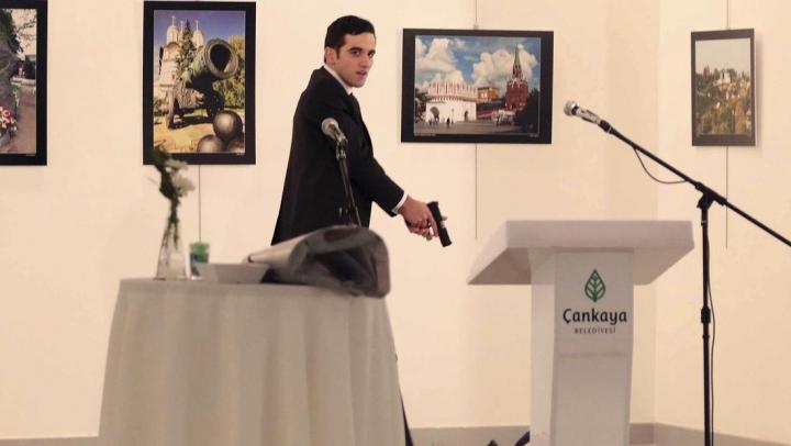 Asasinarea ambasadorului rus la Ankara, revendicată de gruparea teroristă Jabhat Fatah al-Sham