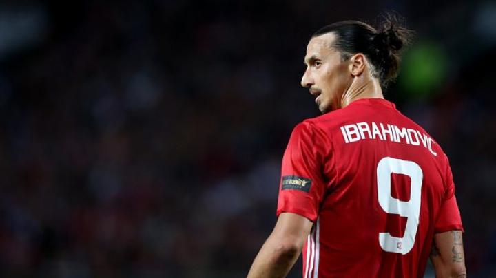 Fotbal: Ibrahimovic, la un singur gol de recordul lui Messi de goluri marcate în anul 2016
