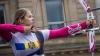 Alexandra Mîrca a câştigat pentru al doilean an consecutiv Campionatul naţional de tir cu arcul