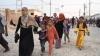 Mosul: Pentru prima dată după luni bune, oamenii au ieșit liberi pe străzi