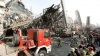Iran: Cel puțin 20 de pompieri, blocați sub ruinele clădirii care s-a prăbușit ieri