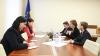 Valentina Buliga a avut o întrevedere cu ambasadoarea Suediei, Signe Burgstaller. Despre ce au discutat