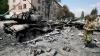 TEROARE şi PANICĂ în estul Ucrainei! Localnicii spun că nu au mai văzut așa ceva din 2014
