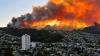 DEZASTRU în Chile! Un incendiu de vegetaţie a mistuit oraşul Valparaiso