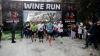 Amatori, străini, dar şi oficiali din Moldova au alergat în cadrul cursei WineRun