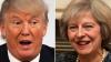 Premierul britanic, primul oficial străin care se va întâlni cu noul președinte al Statelor Unite