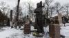 A plecat la cele veșnice, acum opt ani. La mormântul poetului Grigore Vieru s-a ținut un parastas (FOTO)