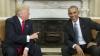 Obama și Trump se vor întâlni la o cafea cu puțin înaintea ceremoniei de investire a președintelui ales