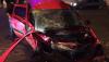 ACCIDENT HORROR în Capitală: Patru pesoane RĂNITE GRAV (FOTO)