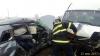 Un om a murit, iar alţi trei au ajuns la spital, în urma unui ACCIDENT TERIFIANT produs la Teleneşti (FOTO)