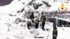 Avalanșă în Italia: Alți patru supraviețuitori au fost extrași de sub zăpadă și dărâmături