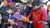 Jucătorii Barcelonei au oferit clipe de neuitat unor copii cu nevoi speciale