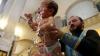 CEREMONIE GRANDIOASĂ! 770 de copii au fost botezați într-o singură zi de Patriarhul Ilia al Georgiei