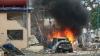 PUBLIKA WORLD: ATAC cu MAŞINĂ-CAPCANĂ în Somalia: Cel puţin 14 persoane au fost ucise (VIDEO)