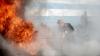 CAZ ÎNGROZITOR la Bălţi: O femeia a ars de vie, după ce hainele de pe ea au luat foc