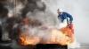 INCENDIU la o uzină chimică: Aproape 3.000 de oameni au fost evacuați din calea flăcărilor