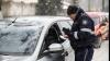 Poliţia de patrulare, cu ochii pe şoferi. Reprezentanţii INP au făcut razii prin Capitală (FOTOREPORT)