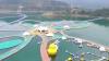 O nouă atracție turistică pe râul Hongshui! A fost construit cel mai lung drum plutitor din lume
