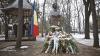 Depuneri de flori la bustul lui Mihai Eminescu: Va rămâne mereu emblema culturii noastre naționale