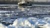 Ungaria a trimis încă două spărgătoare de gheață în Serbia pentru a debloca Dunărea