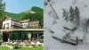 PRIMELE IMAGINI din interiorul hotelului din Italia lovit o avalanşă (FOTO/VIDEO)