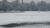 AVERTIZARE! A fost emis Cod Galben de formare a gheţii pe râuri şi lacuri