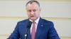 REACŢIA şefului statului, Igor Dodon, la iniţiativa PDM privind introducerea votul uninominal