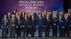 25 de ani de la crearea Procuraturii. La ceremonie au participat reprezentanţii Uniunii Europene şi procurori din străinătate
